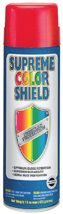 Supreme Color Shield Paint