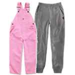 carhatt girls pants 2017