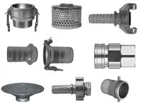 fittings strainers cam locks