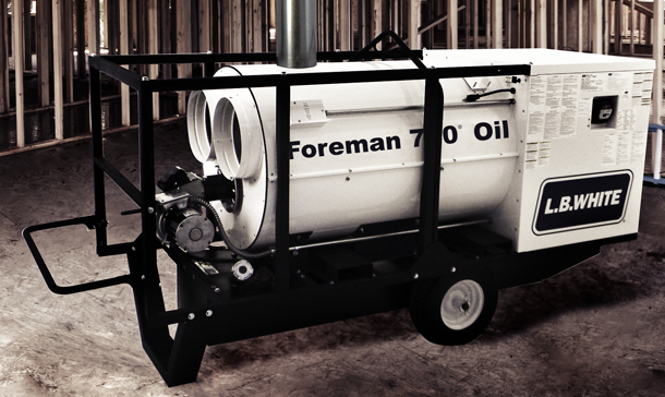Foreman® Indirect-fired Portable Heater