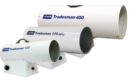 Tradesman® Portable Forced Air Heater