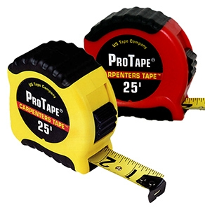 Short Measuring Tapes