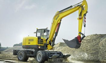 Wacker Neuson Excavators » Pat Kelly Equipment Co , Missouri